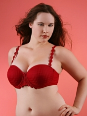 fat heffalump plus size model bra