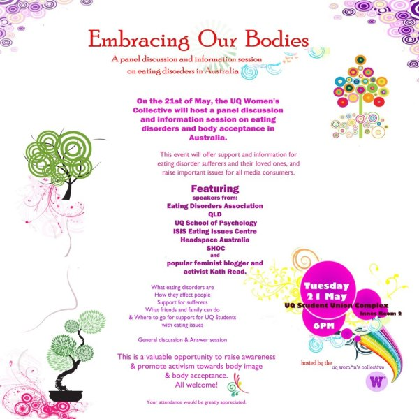 Embracing Our Bodies poster
