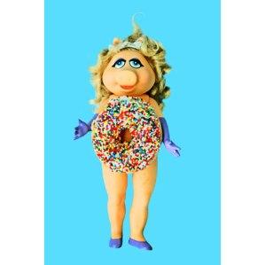 piggy donut