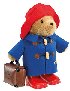 This adorable Paddington Bear from the ABC shop.