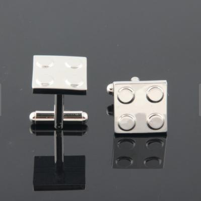 Lego Cufflinks by BingJewelry